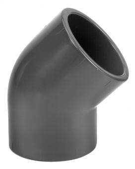 PVC Winkel 45°